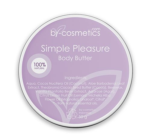 by-cosmetics natural organic cosmetics body butter