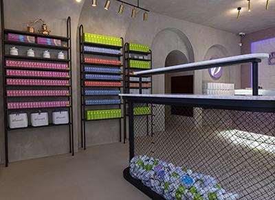 by-cosmetics фото магазина 100% натуральной органической косметики в Санкт-Петербурге